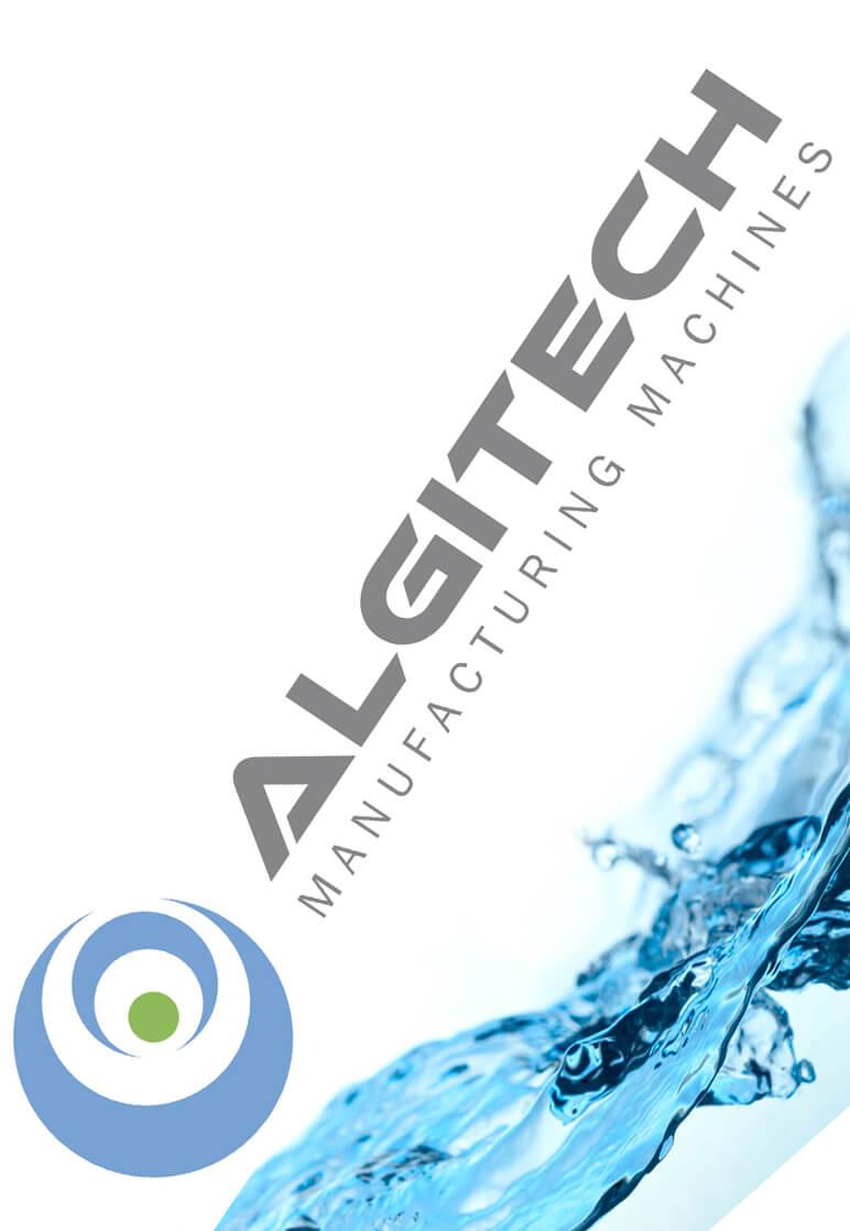 Realizzazione sito web Algitech Srl