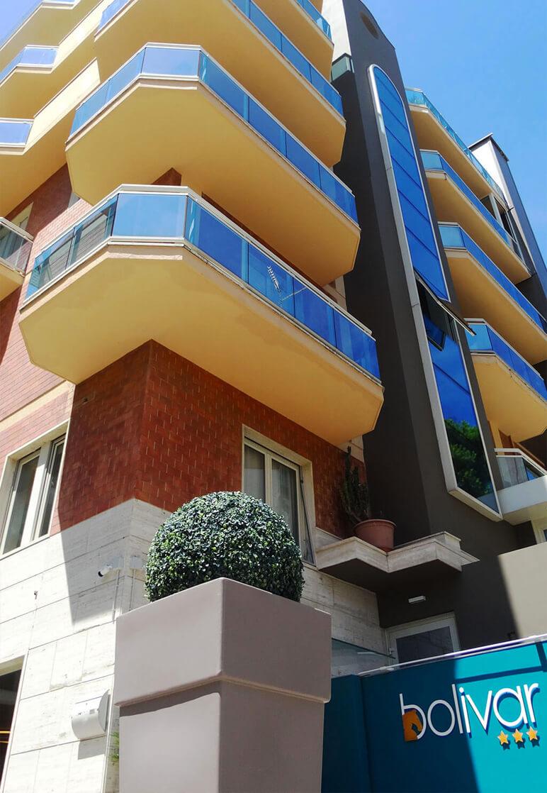 Realizzazione Sito Web Hotel Bolivar