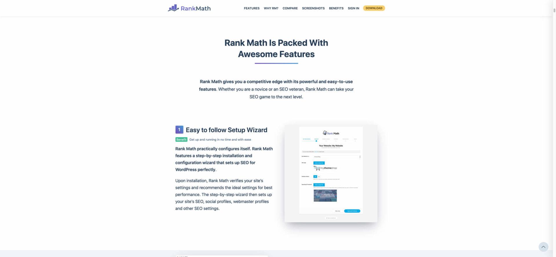 Rank Math Plugin SEO WordPress