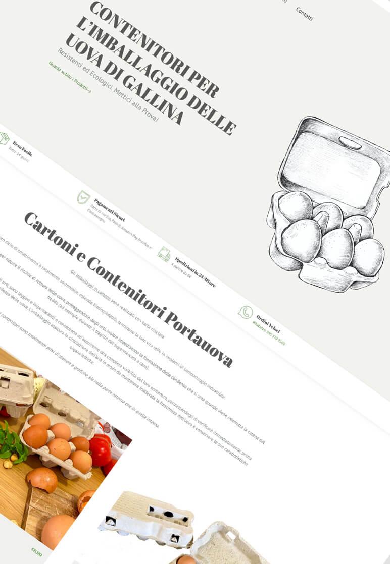 Realizzazione sito web cartoniuova.it